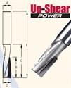 Фрезы прямые промышленные Up-Shear DIMAR