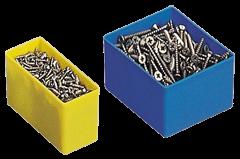 Ящики для конт., компл. из 2 шт. Box Sys1 TL 98x147 grü/2 - фото 6366