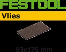 Шлифлист STF 93x175мм Vlies