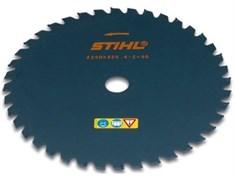 Нож 250/20мм 40z для жесткой травы Stihl