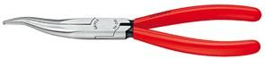 Плоскогубцы 200мм для механика изогнутые Knipex