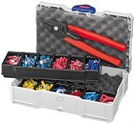 Набор инструментов для опрессовки Knipex