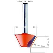 Фреза для снятия фаски хвостовик 6мм CMT