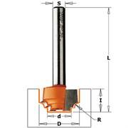 Фреза гравировальная с калёвкой  хвостовик 8ммCMT