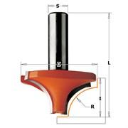 Фреза радиусная хвостовик 12мм CMT