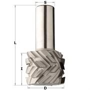 Фреза алмазная DP аксиальный угол режущей грани 40° CMT