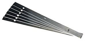 Ножи для рубанка 350мм RN - PLP 19x1x350 6шт. Festool