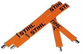 Подтяжки оранжевые 130см Stihl