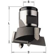 Свёрло чашечное с резьбовым креплением HW CMT