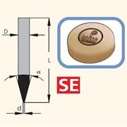 Фреза гравировочная 30°-90° хвостовик 3мм DIMAR