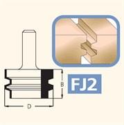 Фреза прямого соединения хвостовик 12мм DIMAR