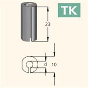 Переходник для сверл хвостовик 10мм DIMAR