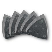 Комплект дельташлифлистов P60-240 50шт FEIN
