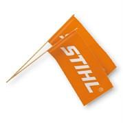 Флажок с логотипом Stihl