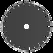 Диск алмазный 125мм C-D125 PREMIUM