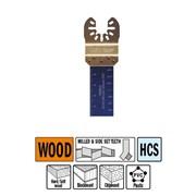 Пильное полотно 22мм погружное для древесины CMT