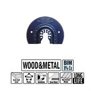 Пильное полотно 87мм BIM(M42) для дер/мет СМТ