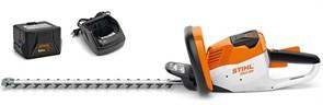 Аккумуляторные ножницы садовые HSA 56 Set Stihl