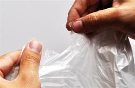 Пленка малярная с лентой «Легкий обрыв» Pentrilo