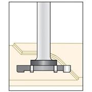 Фреза концевая для слэбов D=52x10.0х83мм Z6 S=12мм Dimar
