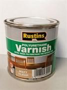 Полиуретановый лак / Poly Varnish Matt Clear (Матовый)