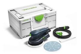 Эксц. шлифмашина ETS EC 150/5 EQ-Plus SYS3 M 187 Festool