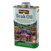 Тиковое масло Rustuns