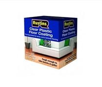 Пластиковое покрытие для пола / Pl.Floor Coating Satin (Полуматовый) Rustuns