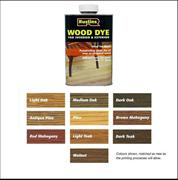 Тонировка для дерева Wood Dye Medium Oak (Средний дуб)