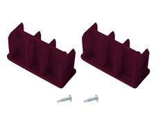 Неопорные заглушки боковины (пара)