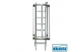 Стационарная лестница для оборудования алюминий