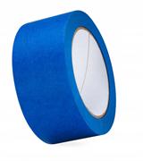 Лента малярная 100˚ Blue Line