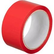 Лента полиэтиленовая красная 48мм*55м Trimaco