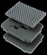 Комплект вкладышей из губки, 3 слоя SYS-VARI SE