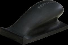 Шлифок ручной Fast Fix 80x133 мм, жесткое исполнение