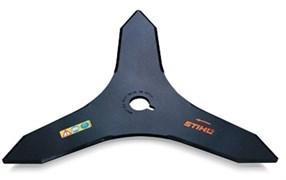 Нож 250/25,4мм 3z для густой поросли Stihl