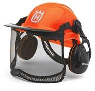 Шлем защитный Functional оранжевый