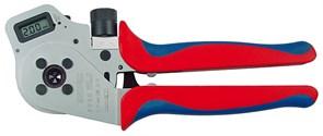 Клещи для опрессовки 250мм точ. контактов Knipex